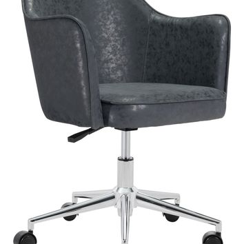 Keen Office Chair Vintage Black