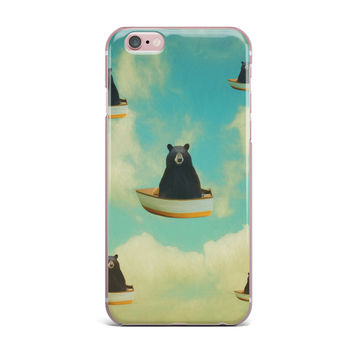"Natt ""Bears"" Floating Animals iPhone Case"
