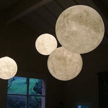 Luna Pendant ? ACCESSORIES -- Better Living Through Design