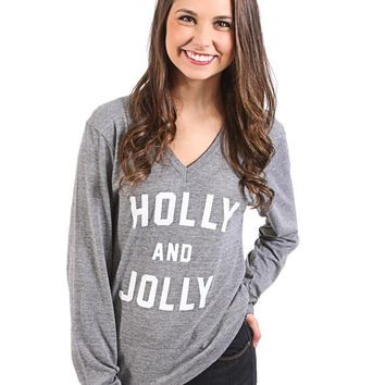 Holly & Jolly Long Sleeve