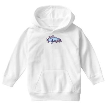 axolotl questions Youth Hoodie