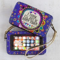 Phone  Wristlets  From  Natural  Life