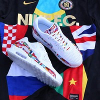 Air Max 90 NIC QS International Flag