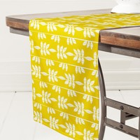 Heather Dutton Abadi Sunburst Table Runner