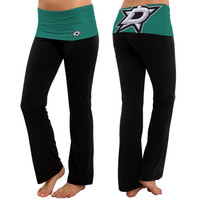 Dallas Stars Women's Sublime Knit Lounge Pants – Black