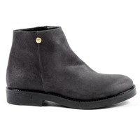 V 1969 Italia Womens Ankle Boot Dark Grey Tilly