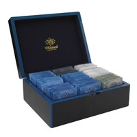 Large Lacquered Box Finest Tea Collection