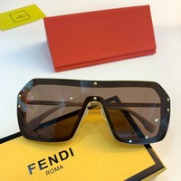 Fendi Women popular Summer Sun Shades Eyeglasses Glasses Sunglasses