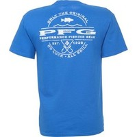 Academy - Columbia Sportswear Men's PFG Sportsman Short Sleeve T-shirt