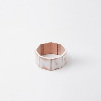 Rectangle Cuff by Lauren Manoogian