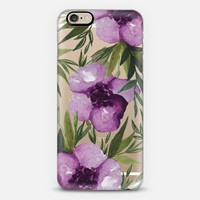 Watercolor Flowers - Everlasting iPhone 6s case by Stephanie Denne | Casetify