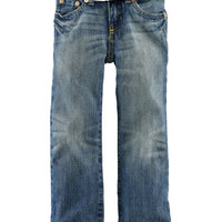 Ralph Lauren Childrenswear Boys 2-7 Mott Slim Jeans