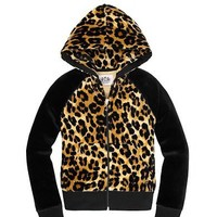 Juicy Couture | Leopard Bomber Jacket