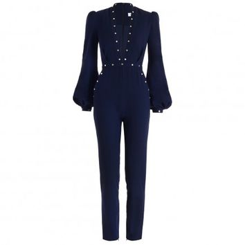 Esplanade Rivet Catsuit - The Latest