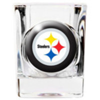 Personalized NFL Shot Glass - Steelers