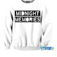 Midnight Memories crewneck