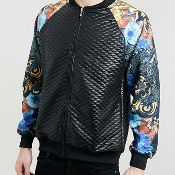 Jaded Oriental Bomber Jacket* - Bomber Jackets - Men's Coats & Jackets - Clothing