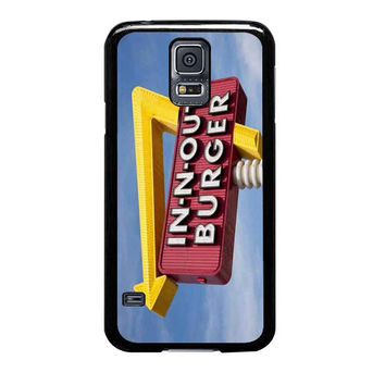 in n out burger funny samsung galaxy s5 s3 s4 s6 edge cases