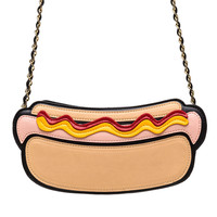 Hot Diggity Dog Clutch