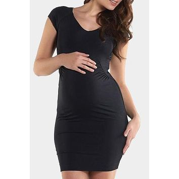 Freya Maternity Dress