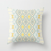 fairy ladies Throw Pillow by spinL