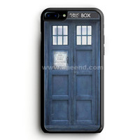 Doctor Who Tardis iPhone 7 Plus Case | aneend