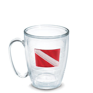 Dive Flag Emblem | Tervis Official Store