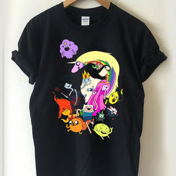 Adventure Time Character RC T-shirt Men, Women, Youth and Toddler