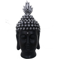 Fabulous Buddha Head Decor