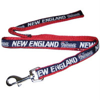 New England Patriots Leash Large