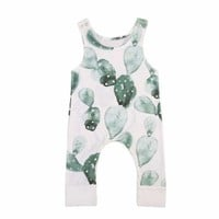 Cactus Baby Outfit