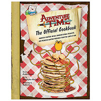 Adventure Time Cookbook
