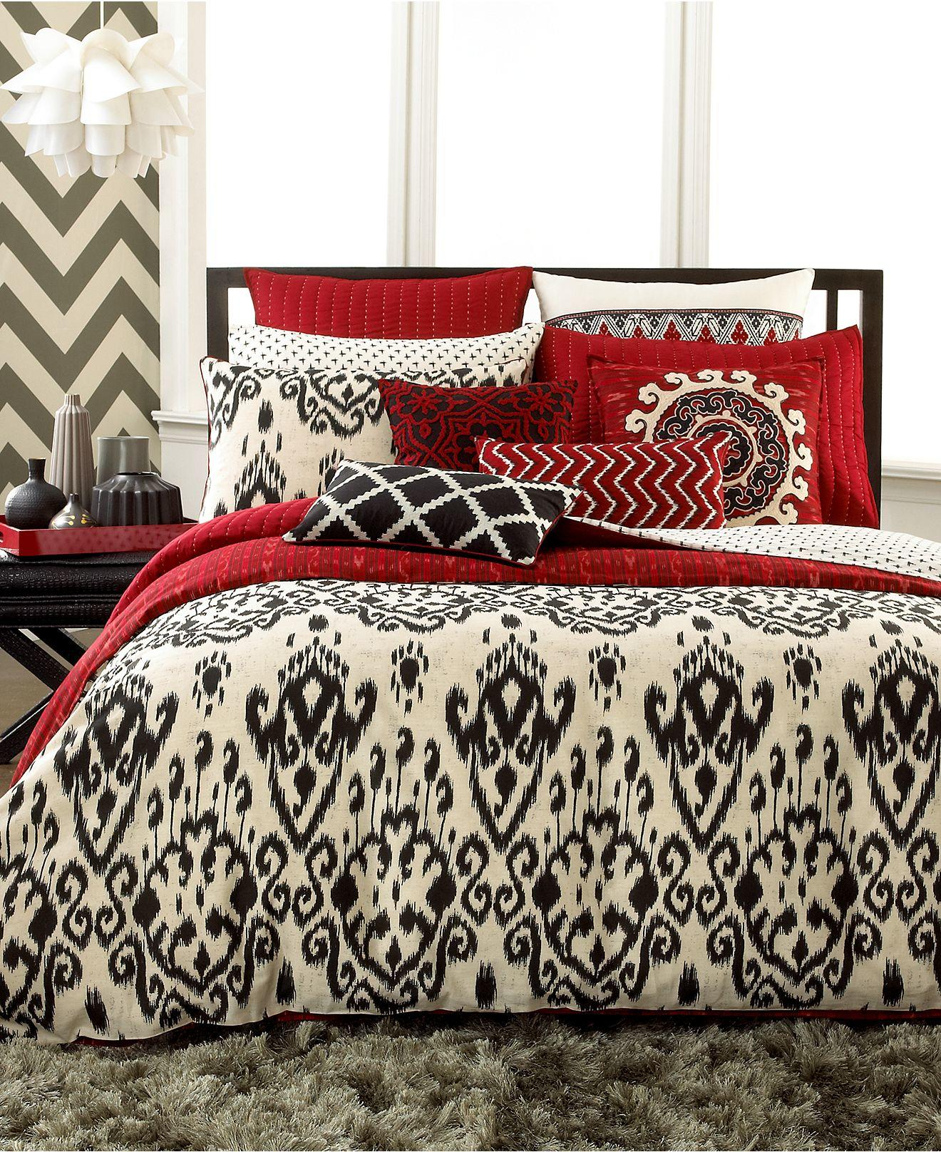 Inc international concepts ikat bedding from macys for International collection