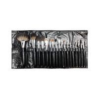 SET 681 - 18 PIECE SABLE BRUSH SET