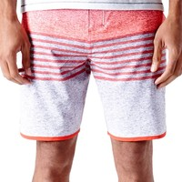 Hurley Phantom Flight Boardshorts - Mens Board Shorts - Red