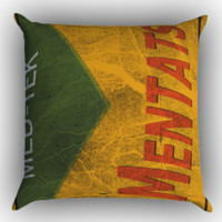 fallout Mentats Zippered Pillows  Covers 16x16, 18x18, 20x20 Inches