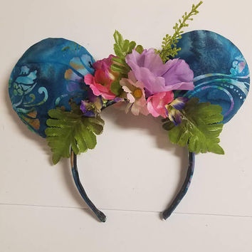 Avatar Pandora Minnie Mouse Ears