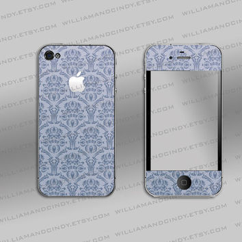 iPhone 4 Cover - Seamless Pattern