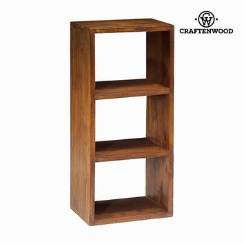 3-tier bookshelf - Serious Line Collection by Craften Wood