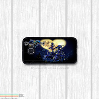 Kingdon Hearts Inspired Posters, Custom Phone Case for Galaxy S4, S5, S6
