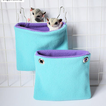 Buy One Take One Sugar Glider Plain Color Sleeping Pouch