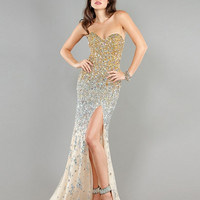 Jovani 2013 Sequin Prom Gown 1650