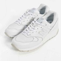 New Balance 999 Whiteout Running Sneaker- White