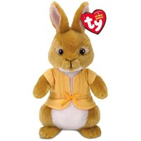 Ty® Beanie Babies Mopsy Rabbit Stuffed Animal, 8""