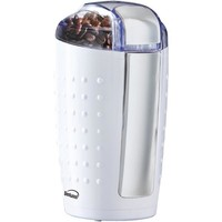 BRENTWOOD CG-158W Coffee Grinder (White)