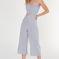 To The Nines Tube Jumpsuit