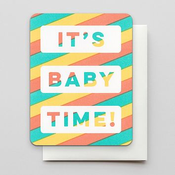 It's Baby Time!