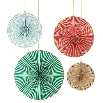 Really Really Big Colored Pinwheels