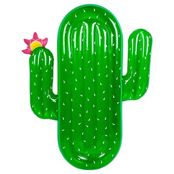 SUNNYLIFE - Luxe Lie-On Float   Cactus