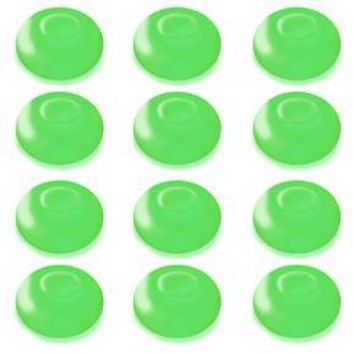 12ct Floating Blimp LED Light Green - Lumabase®